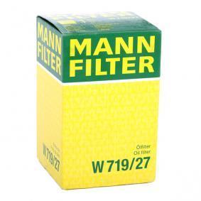 MANN-FILTER W 719/27 4011558725907