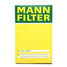 W 719/27 MANN-FILTER from manufacturer up to - 28% off!
