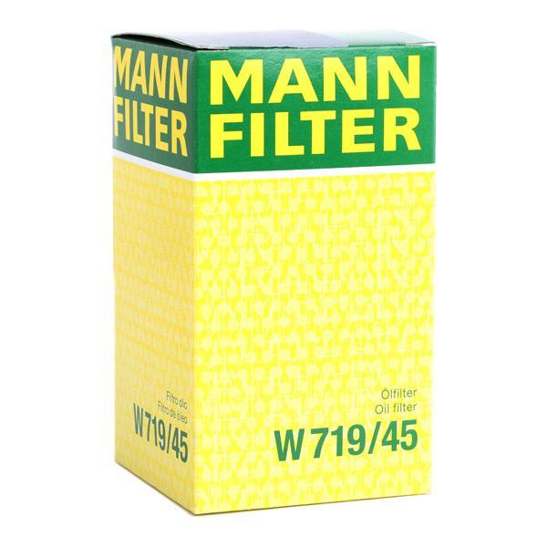 Artikelnummer W 719/45 MANN-FILTER Preise