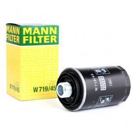 MANN-FILTER W719/45 Erfahrung