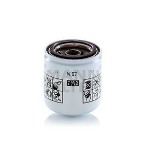 Ölfilter Ø: 81mm, Außendurchmesser 2: 64mm, Innendurchmesser 2: 54mm, Innendurchmesser 2: 54mm, Höhe: 86mm mit OEM-Nummer 11900535100