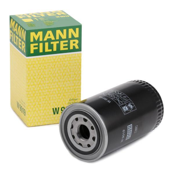 Ölfilter MANN-FILTER W9019 Erfahrung