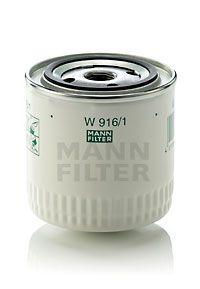 Ölfilter MANN-FILTER W 916/1 4011558709006
