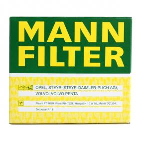 MANN-FILTER Art. Nr W 917 günstig