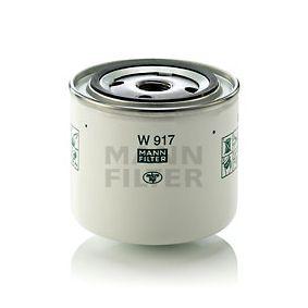 MANN-FILTER W917 EAN:4011558709204 nätaffär