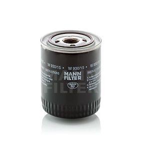 Ölfilter Ø: 93mm, Außendurchmesser 2: 71mm, Innendurchmesser 2: 62mm, Höhe: 114mm mit OEM-Nummer 600-211-6242
