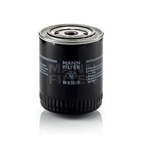 Ölfilter Ø: 93mm, Außendurchmesser 2: 71mm, Innendurchmesser 2: 62mm, Innendurchmesser 2: 62mm, Höhe: 114mm mit OEM-Nummer 5041315
