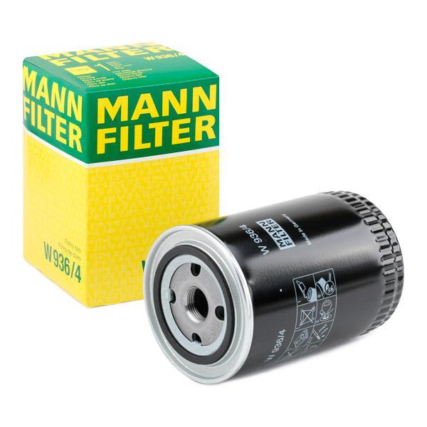 Ölfilter MANN-FILTER W936/4 Erfahrung