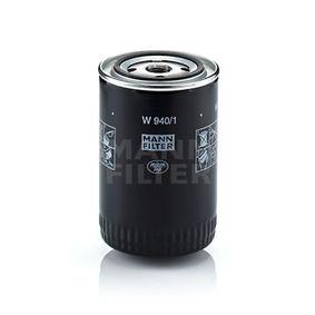 Filtro de aceite Ø: 93mm, Diámetro exterior 2: 71mm, Diám. int. 2: 62mm, Altura: 142mm con OEM número 1520843G00