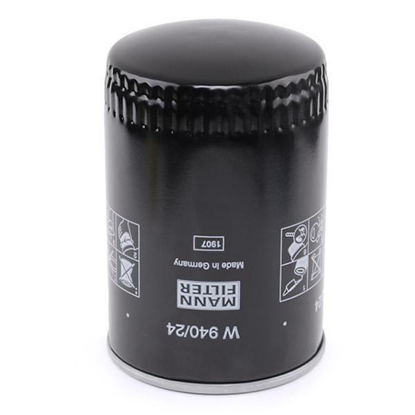 Oljefilter MANN-FILTER W 940/24 4011558712808
