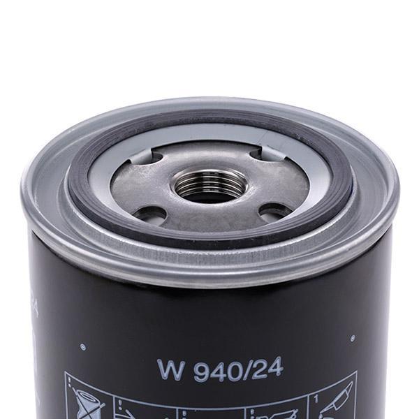 W 940/24 MANN-FILTER fra produsent opp til - 31% avslag!