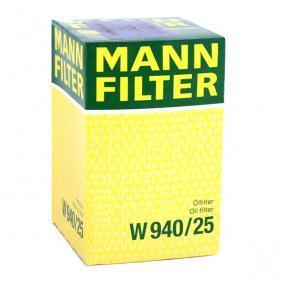 Артикул № W 940/25 MANN-FILTER Цени