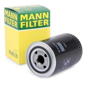 MANN-FILTER W940/29 ειδική γνώση