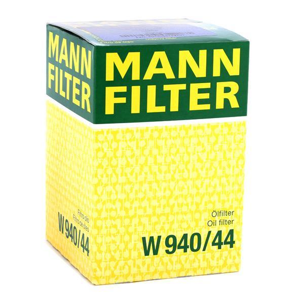 Artikelnummer W 940/44 MANN-FILTER Preise