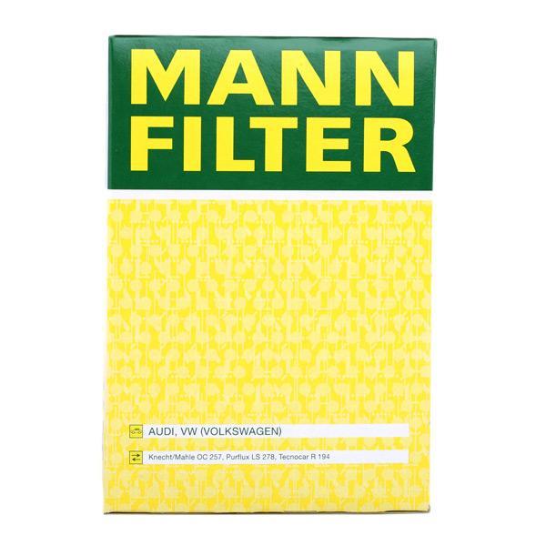 MANN-FILTER Art. Nr W 940/44 günstig