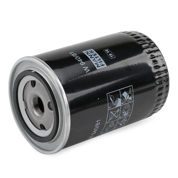 Ölfilter MANN-FILTER W 940/81 4011558713300