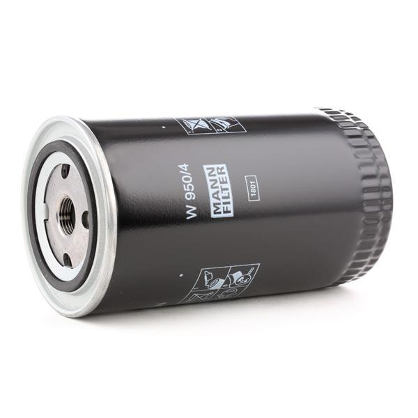 Ölfilter MANN-FILTER W 950/4 4011558713607