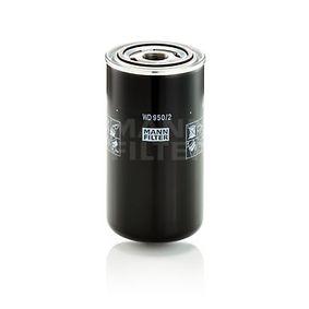 Hydraulikfilter, Automatikgetriebe Höhe: 172mm mit OEM-Nummer D45161300