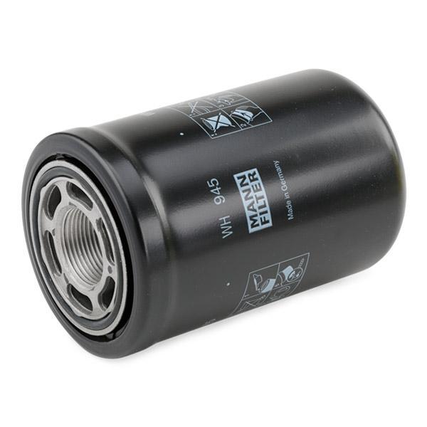 Filtro hidráulico, transmisión automática MANN-FILTER WH 945 4011558950200