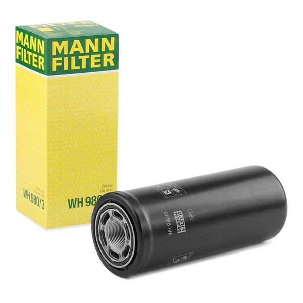 MANN-FILTER Öljynsuodatin