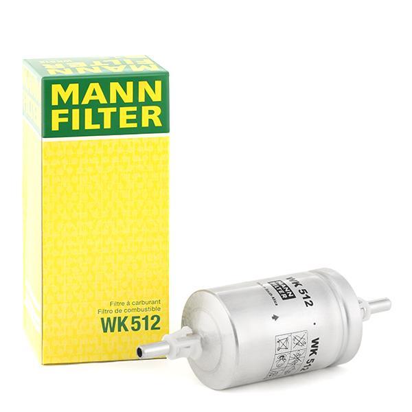 Kraftstofffilter MANN-FILTER WK512 Erfahrung