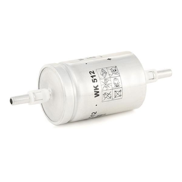 Inline fuel filter MANN-FILTER WK 512 4011558906702