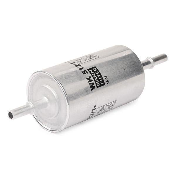 Filtro de Combustible MANN-FILTER WK 512/1 4011558933401
