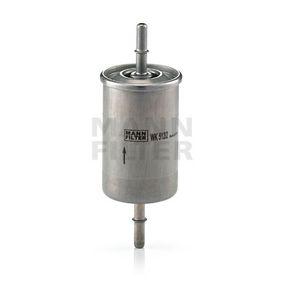 MANN-FILTER  WK 512/2 Kraftstofffilter Höhe: 162mm