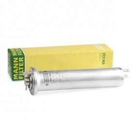 Kraftstofffilter Höhe: 310mm mit OEM-Nummer 1332 1709 535