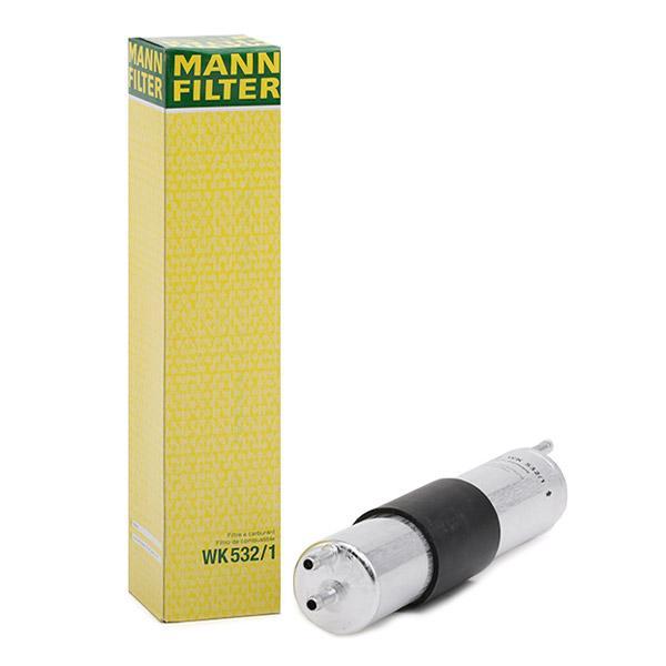Kraftstofffilter MANN-FILTER WK532/1 Erfahrung