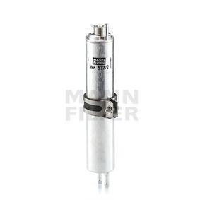 MANN-FILTER  WK 532/2 Kraftstofffilter Höhe: 315mm