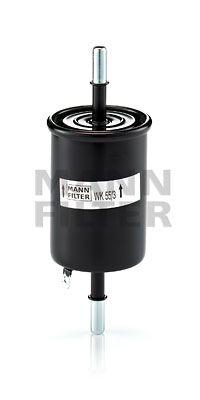 MANN-FILTER  WK 55/3 Kraftstofffilter Höhe: 162mm
