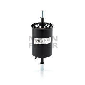 Kraftstofffilter Höhe: 162mm mit OEM-Nummer PW821376