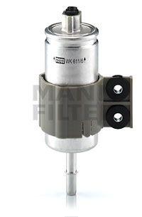 MANN-FILTER  WK 611/6 Kraftstofffilter Höhe: 172mm