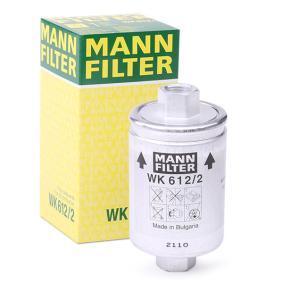 Fuel filter WK 612/2 3008 (0U_) 1.6 THP MY 2010