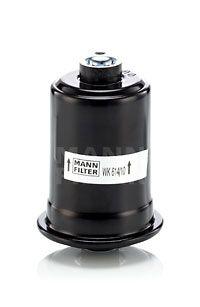 MANN-FILTER  WK 614/10 Kraftstofffilter Höhe: 109mm