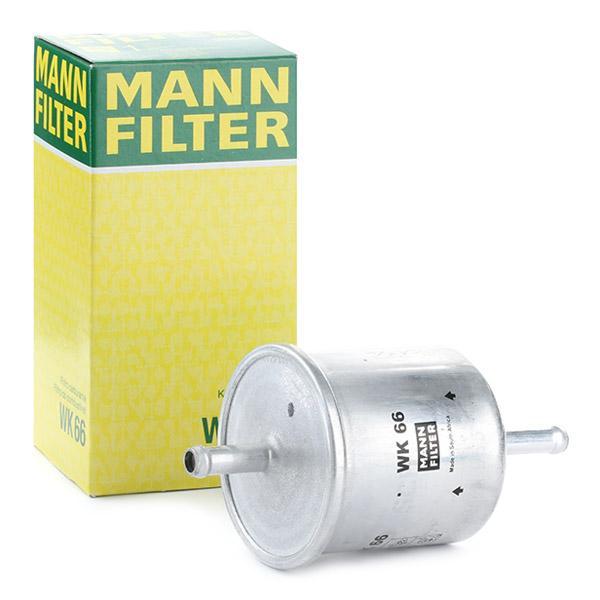 Filtro de Combustible MANN-FILTER WK 66 4011558905705