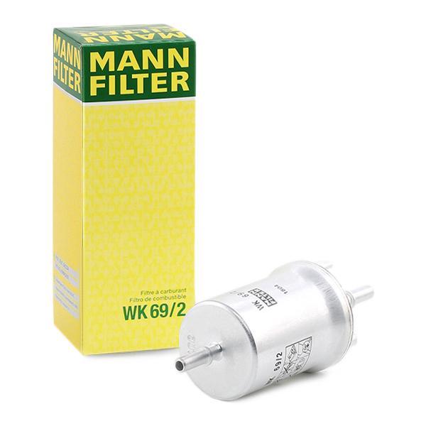 Inline fuel filter WK 69/2 MANN-FILTER WK 69/2 original quality