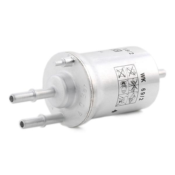 Fuel filter MANN-FILTER WK 69/2 rating