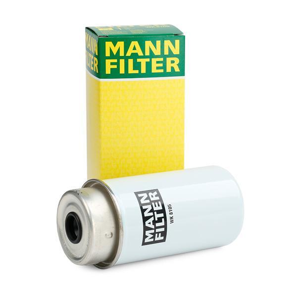 Fuel Filter WK 8108 MANN-FILTER WK 8108 original quality