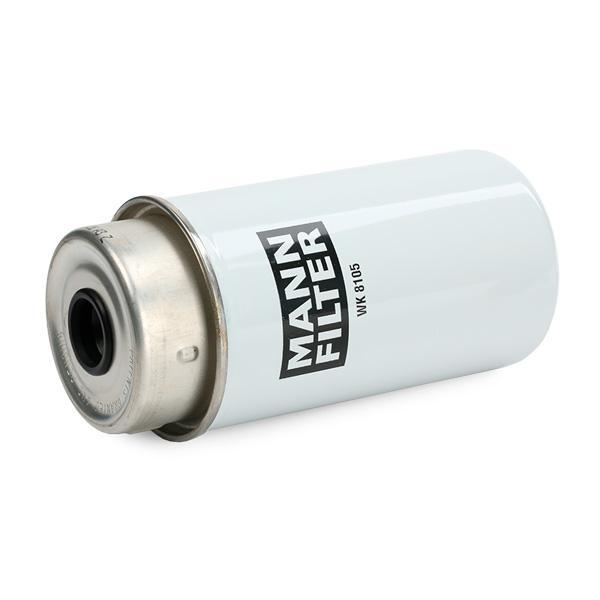 Fuel Filter MANN-FILTER WK8108 expert knowledge