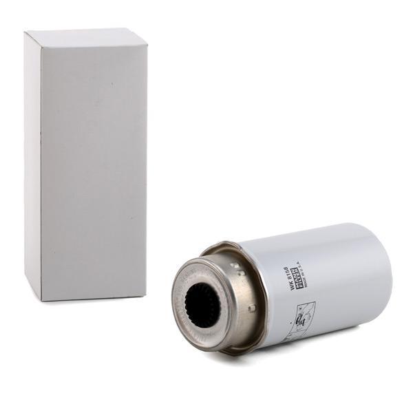 Inline fuel filter MANN-FILTER WK8158 expert knowledge