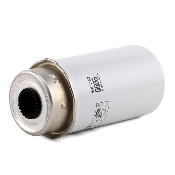 Inline fuel filter MANN-FILTER WK 8158 4011558967109