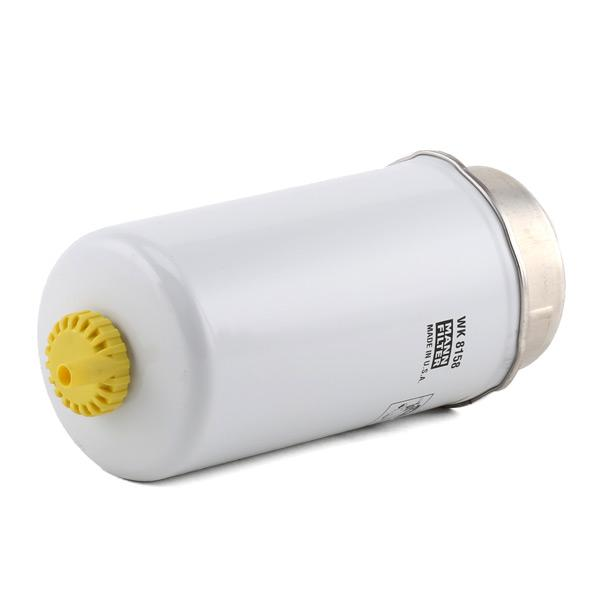 WK 8158 MANN-FILTER from manufacturer up to - 32% off!