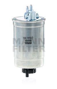 MANN-FILTER  WK 829/2 Fuel filter Height: 152mm