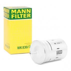 MANN-FILTER WK 830/7 4011558906009