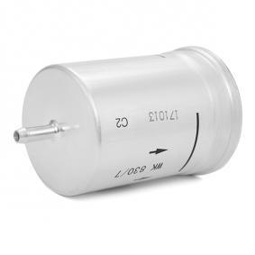 WK 830/7 MANN-FILTER from manufacturer up to - 27% off!