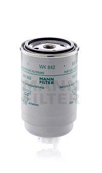 WK 842 MANN-FILTER van de fabrikant tot - 28% korting!