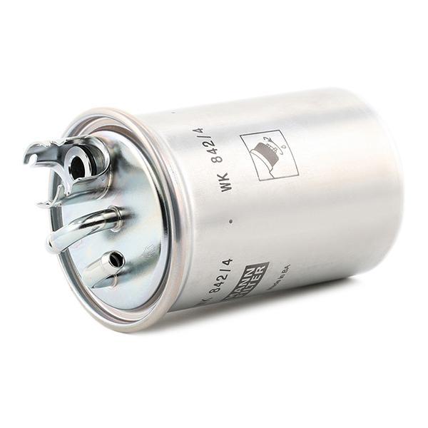 Inline fuel filter MANN-FILTER WK 842/4 4011558902407