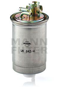 WK 842/4 MANN-FILTER mit 25% Rabatt!